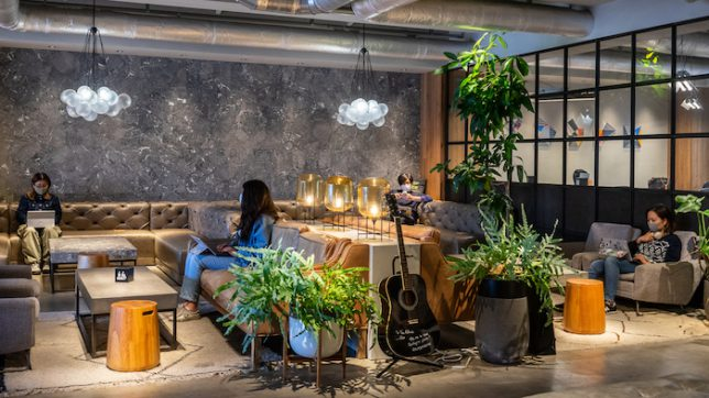 The Millennialsブランドは「旅をしながら生活する」がコンセプト .andwork京都店